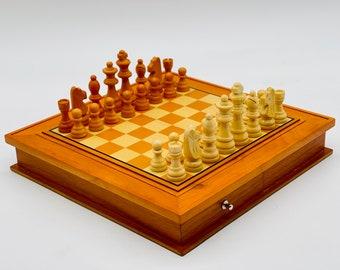 Staunton Chess Design