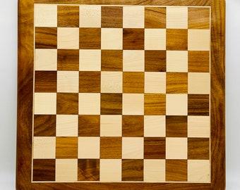 Chessboard Wood Rosewood