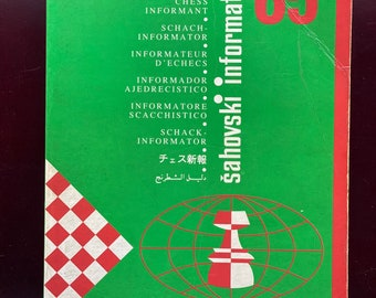 Sahovski Informator [Chess Informant] 65