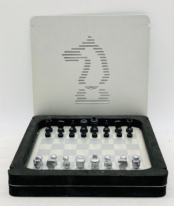 Marksman Chess Design