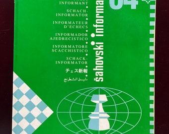 Chess Informant 64 (Sahovski Informator/Chess Informant)
