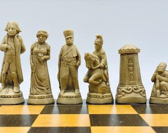 Ancient Chess Napoleon Waterloo