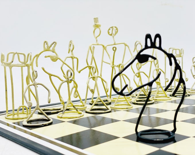 Featured listing image: Original Silhouette Chess