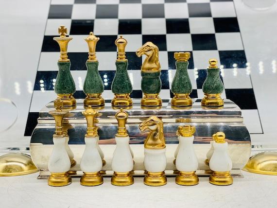 Luxury designer chess