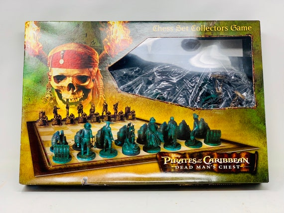 Pirates of the Caribbean Chess