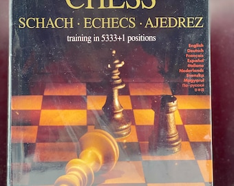 Chess: 5334 Problems, Combinations and Games. Lazlo Polgar