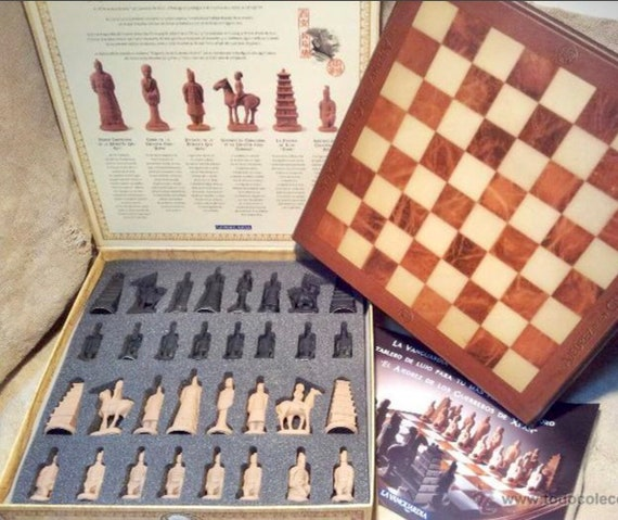 Chess Warriors of Xiam