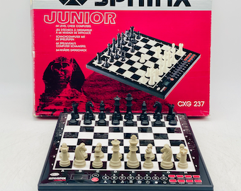 sphinx junior Electronic Chess Computer