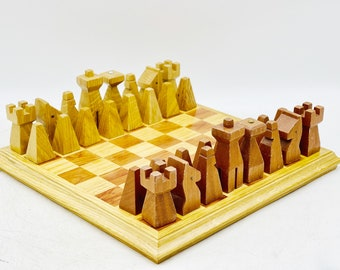Art Deco Chess