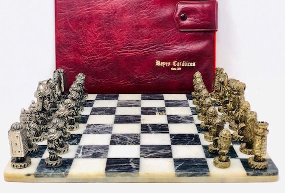 Chess Catholic Kings Museum