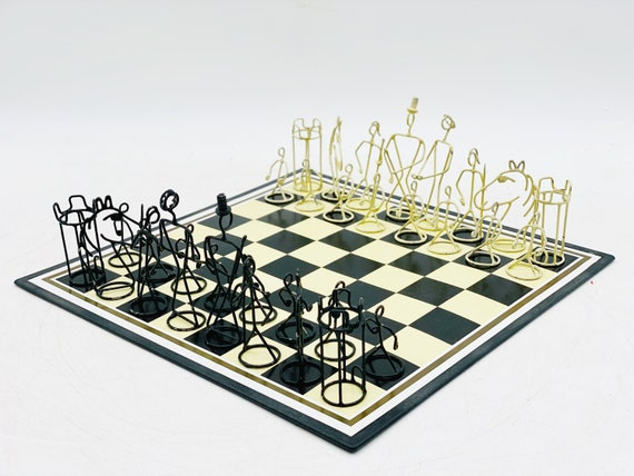 Original Silhouette Chess