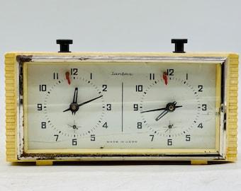USSR Clock Jantar