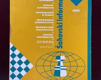 Sahovski Informator [Chess Informant] 81