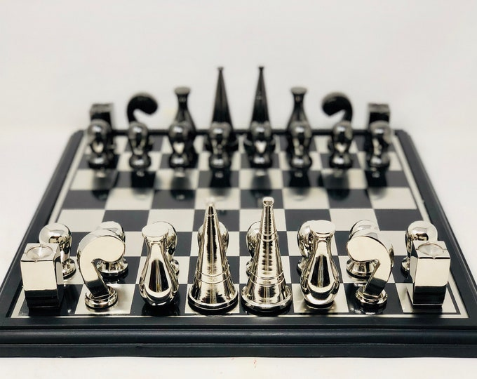 Featured listing image: Surrealist Chess Man Ray style