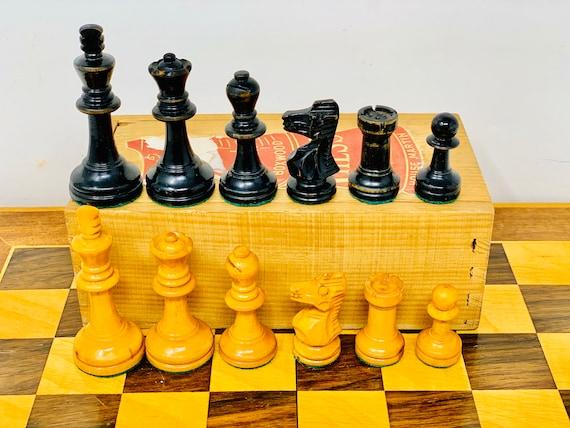 Staunton House Martin Chess
