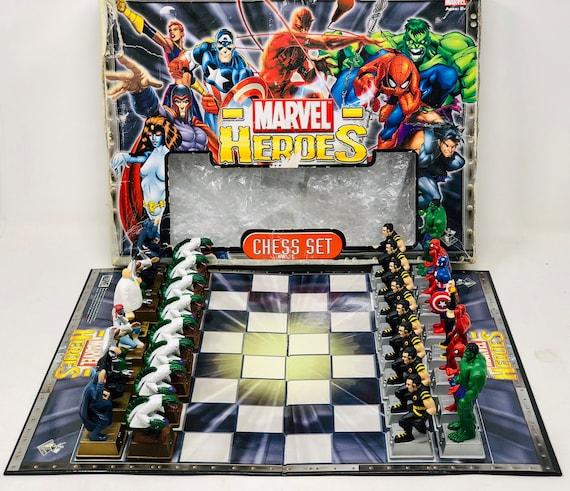Original Marvel Chess