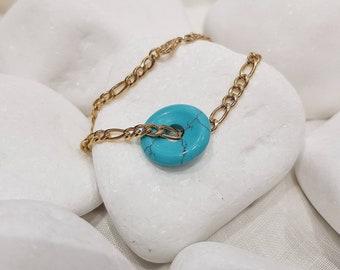Figaro Chain Bracelet