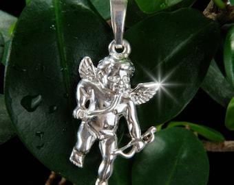 925 silver love arrow Pendant