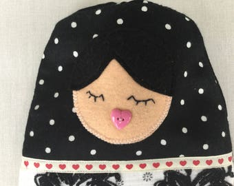 Russian Doll Hot Water Bottle Cover & Hot Water Bottle
