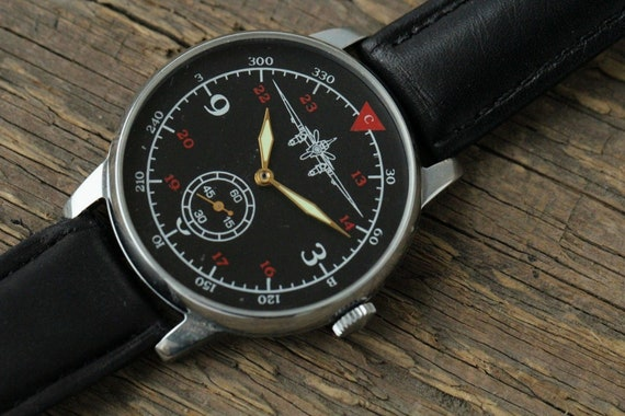 POBEDA watch, Air SPY Reconnaissance, Military wristwatch, Soviet watch,  Nice watch, Mens watch, Wrist watches
