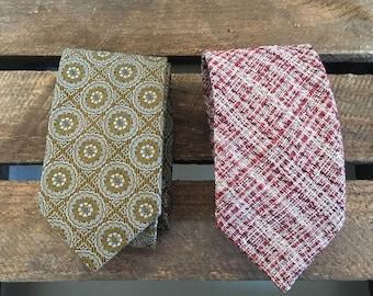 Vêtements, accessoires Vintage Vardoc OXFORD ENGLAND Homme Cravate