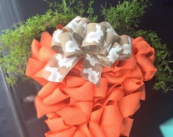 Carrots for Easter
