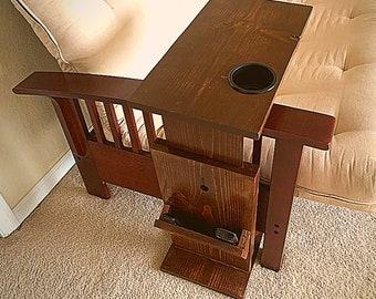 Gentil Sofa Tray Table | Etsy