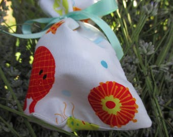 bag bag for child with sea and fish to fill