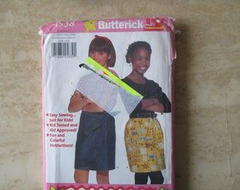 easy skirt pattern size 7, 8, 10, 12, 14