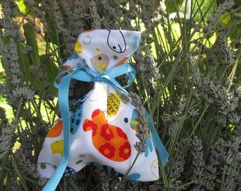 bag bag for child with sea and fish