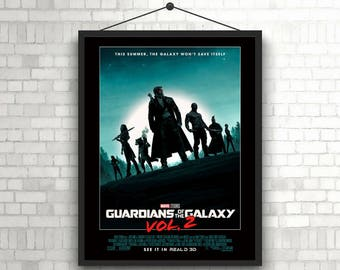 Guardian of the Galaxy VOL. 2 alternative movie poster