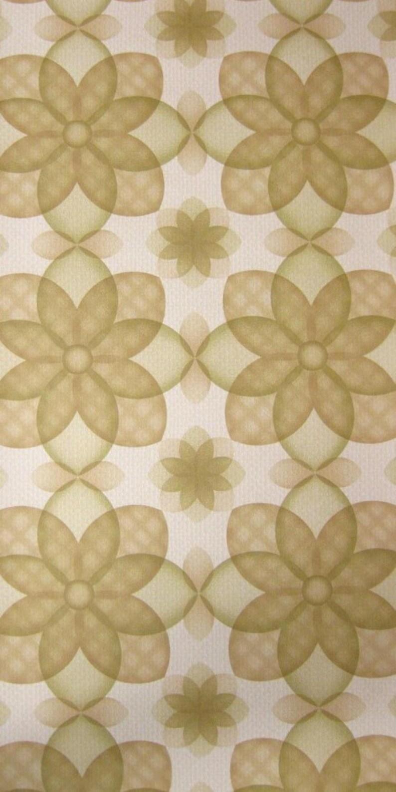 Vintage Wallpaper Castrop per meter