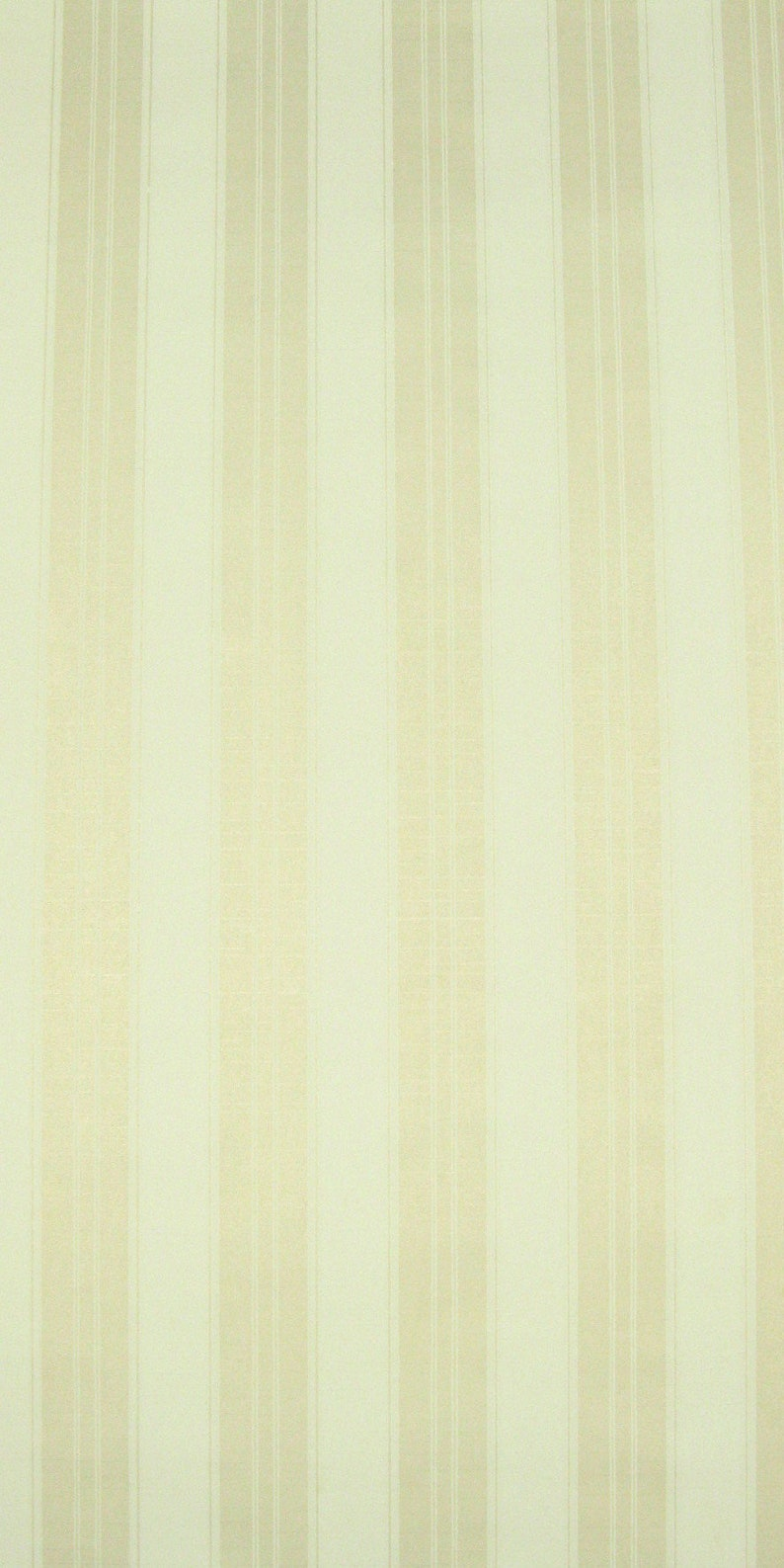 Vintage Wallpaper Salon Creme per meter