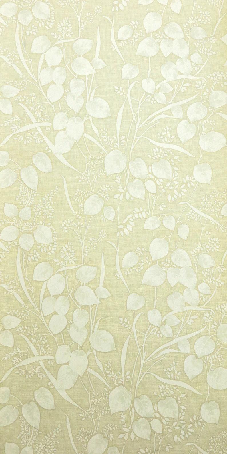Vintage Wallpaper Lunaria per meter