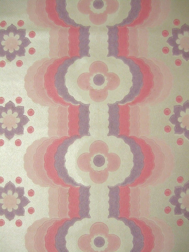 Vintage Wallpaper Mystic Impulse per meter