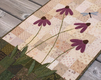 In the Meadow Quilt Pattern PDF by Jen Daly Quilts - Instant Download