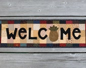 Welcome Home Quilt Patter...