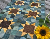 Sunflowers Quilt Pattern ...