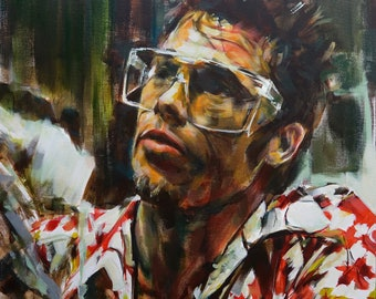 Tyler Durden #2 from Fight Club (1999)
