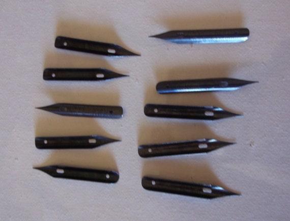 Box Set of 3 15mm Brause Plakat Dip Pens Artists Calligraphy Nib Set.