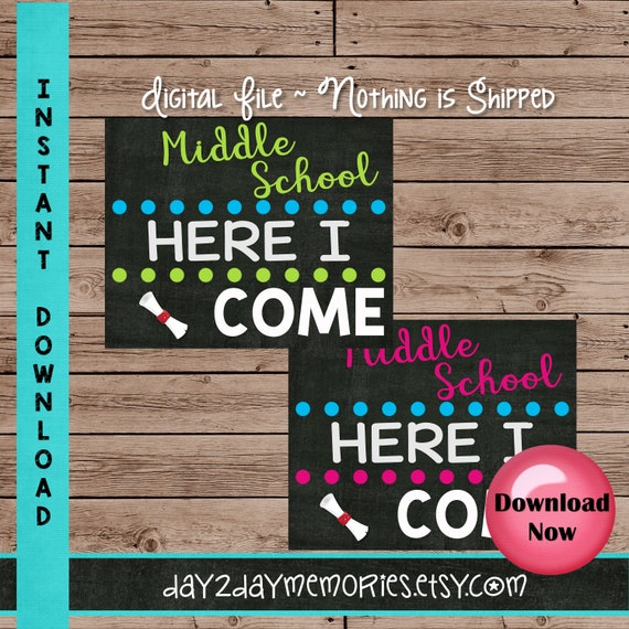 Elementary graduation announcement sign photo prop grade etsy image 0 filmwisefo