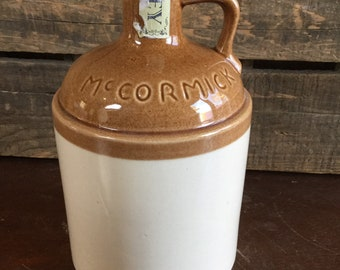 Vintage Mississippi Corn Likker Crock Jug