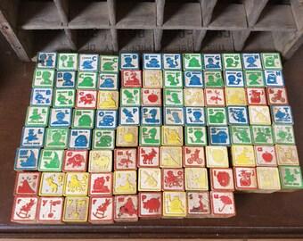 Playskool Blocks Etsy