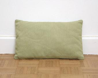 Cushion green Heather