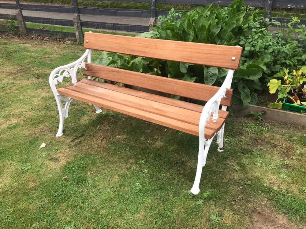 Admirable Victorian Cast Iron Garden Bench Ibusinesslaw Wood Chair Design Ideas Ibusinesslaworg