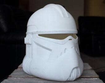 3D Printed Commander Neyo Helmet
