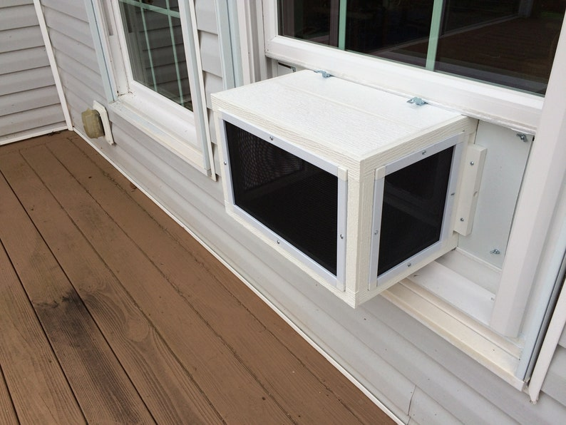 image 0 & 18 inch Regular KP Cat Window Patio-Catio-Solarium Small | Etsy