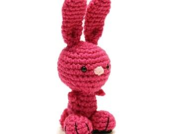 Amigurumi Crocheted Bunny 'Buffy'