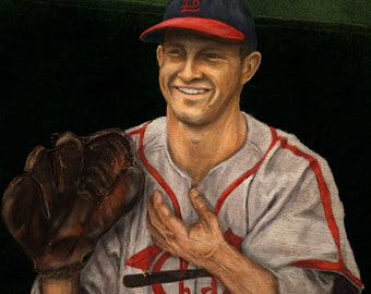 Stan The Man Musial