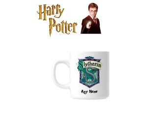 Harry Potter Personalised Slytherin Gift Mug